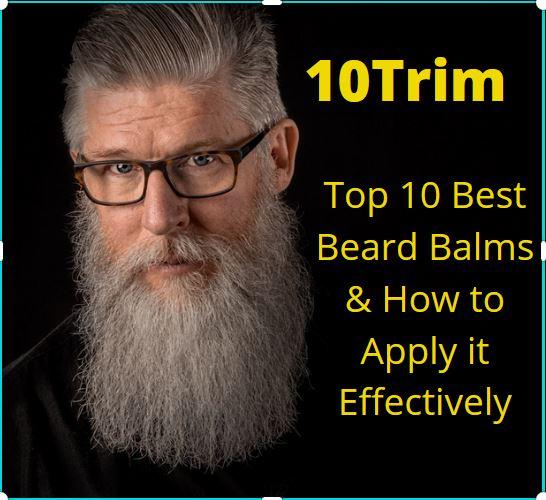 Best Beard Balms review