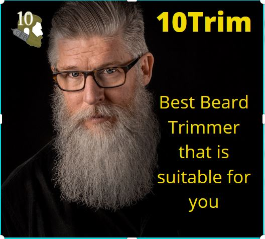 Best Beard Trimmer that is suitable for Men
