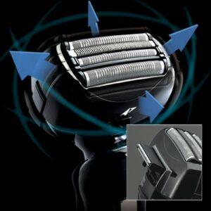 Multiflex Pivoting-Head of Panasonic ES-LA93-K Arc4 Electric Shaver