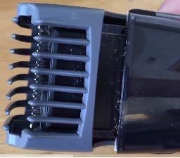 Philips Norelco Beard Trimmer 7300 QT4070/41 adjustable comb