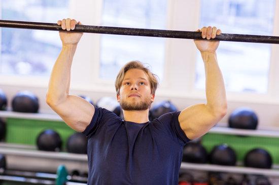 regular exercising help grow a beard