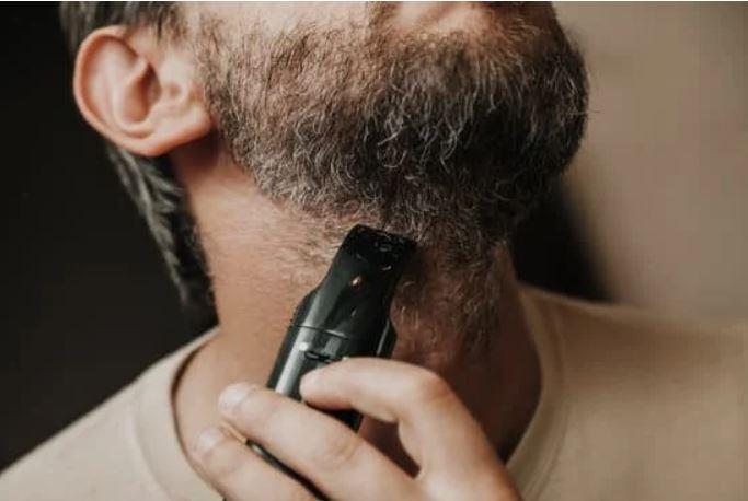 Men Shaving Balbo Beard Style
